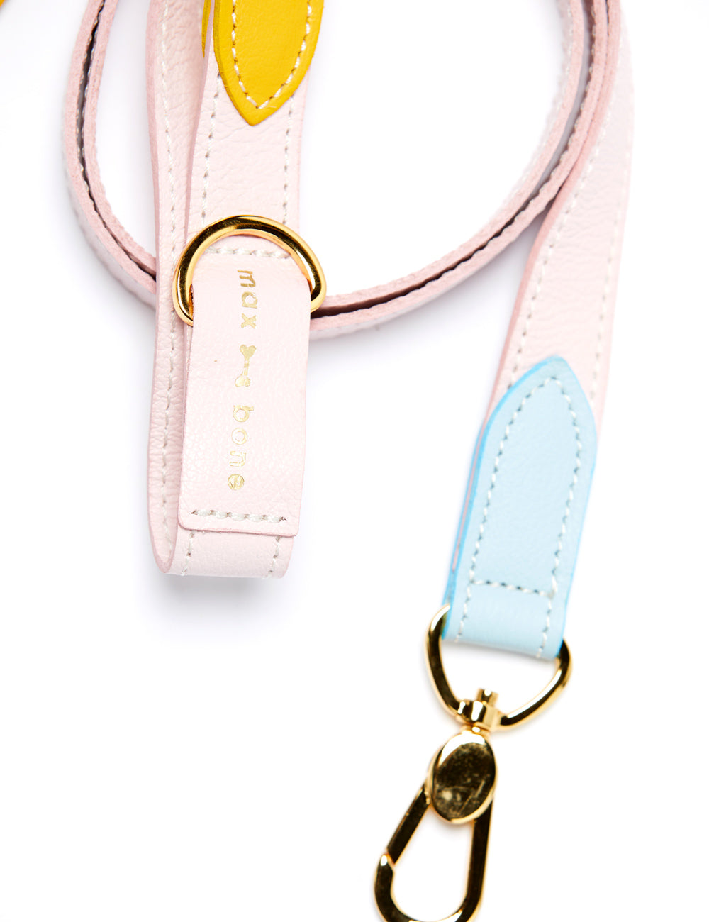 Isabel Leash | Pink & Blue