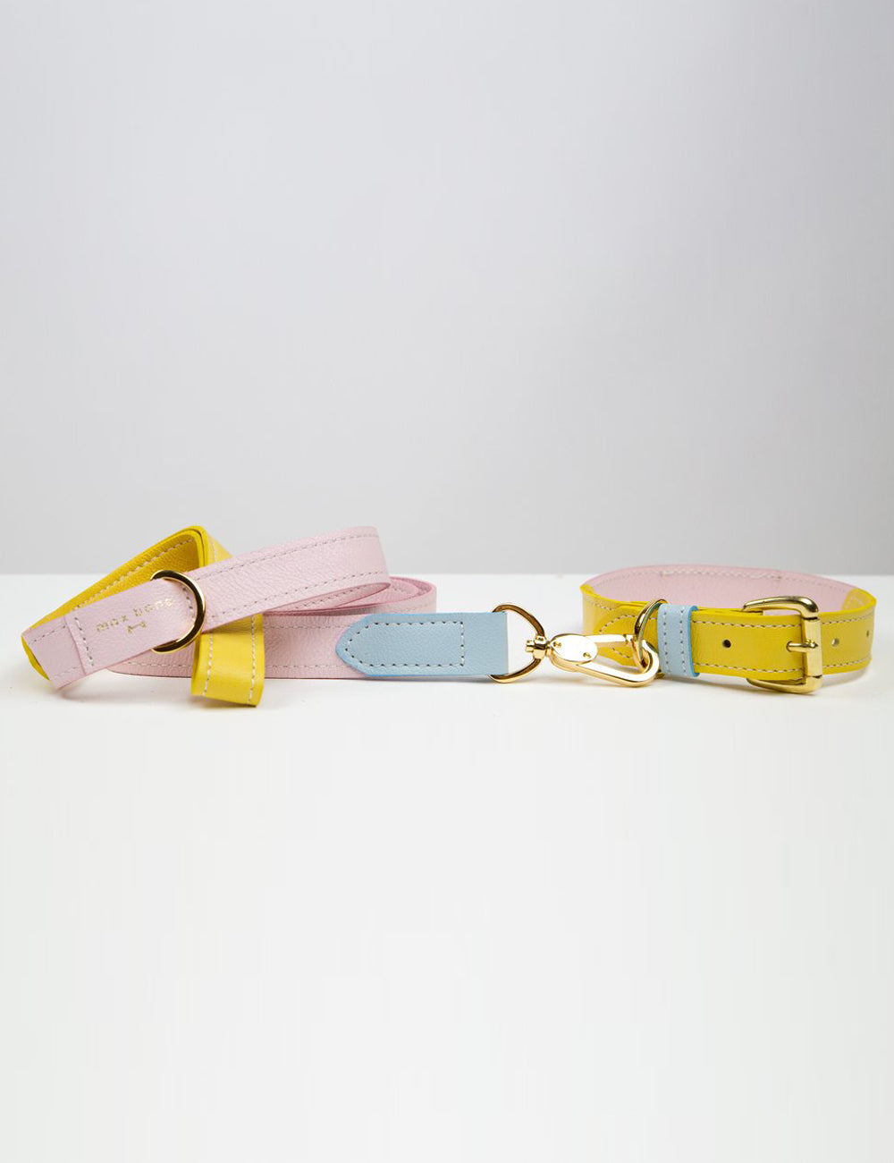 Isabel Collar | Pink & Blue