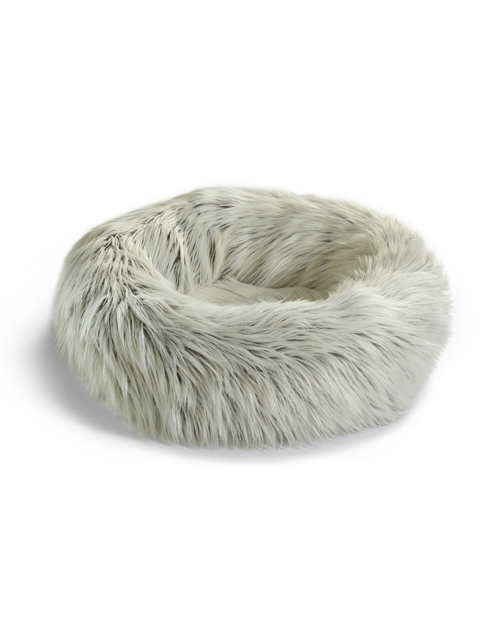 Capello Cat Bed | White & Black