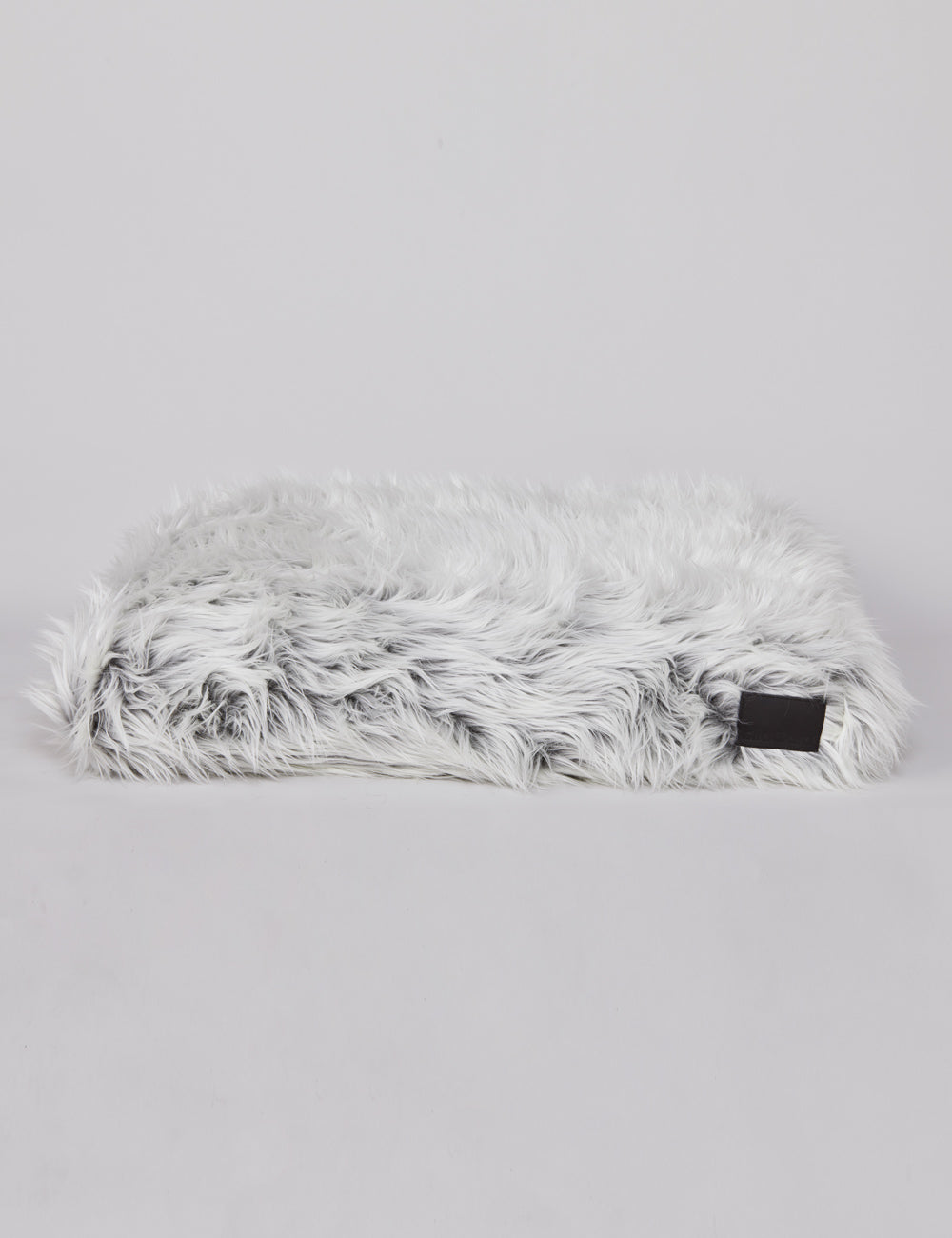 Capello Dog Bed | White & Black