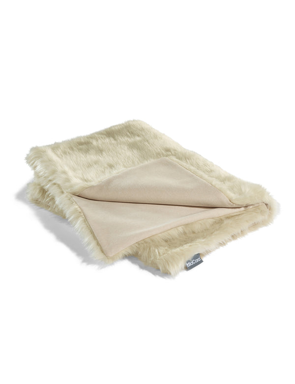 Lana Dog Blanket | Ivory