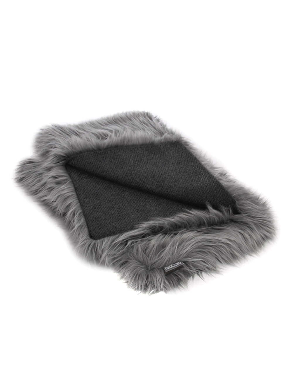Capello Dog Blanket | Grey & Black