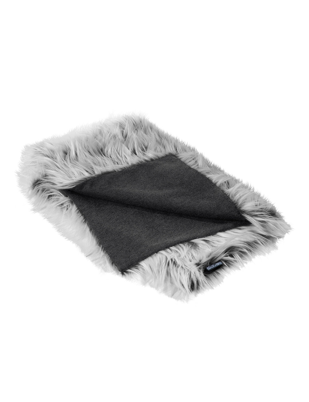 Capello Dog Blanket | White & Black