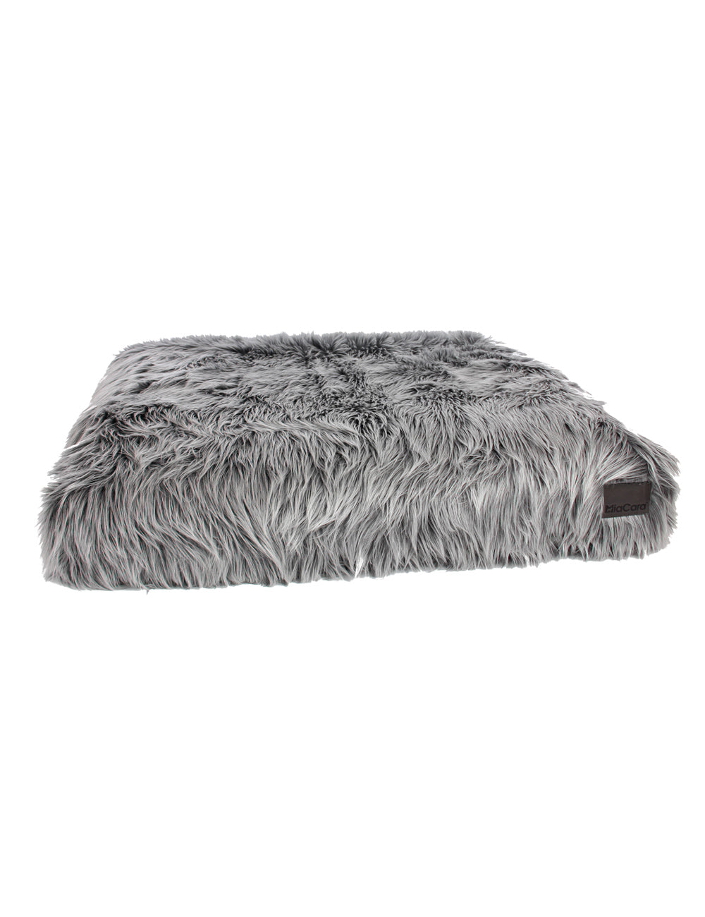 Capello Dog Bed | Grey & Black