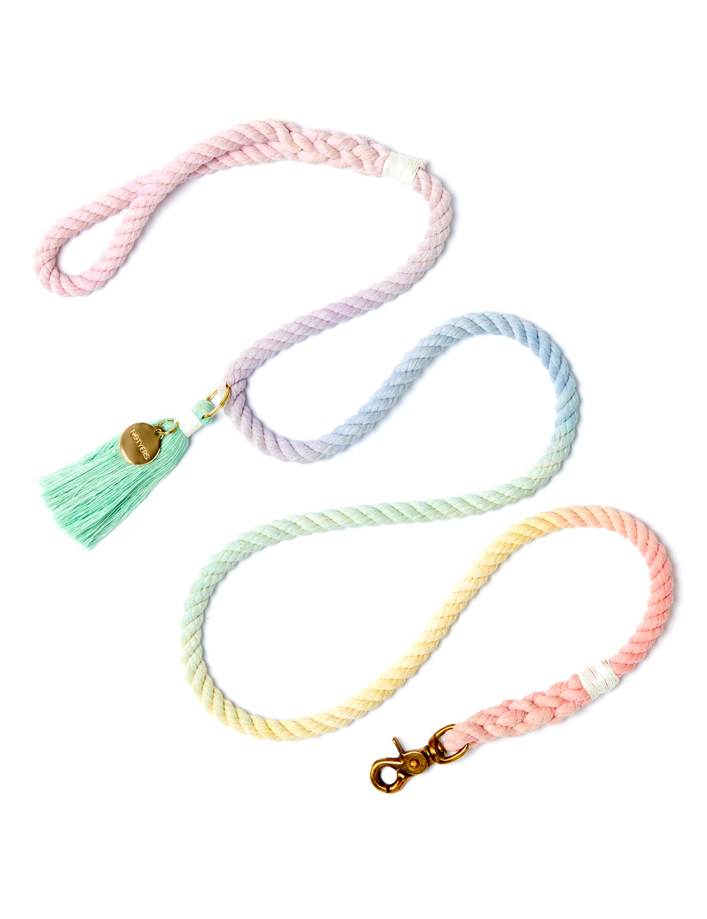 Sorbet Leash | Pastel Rainbow