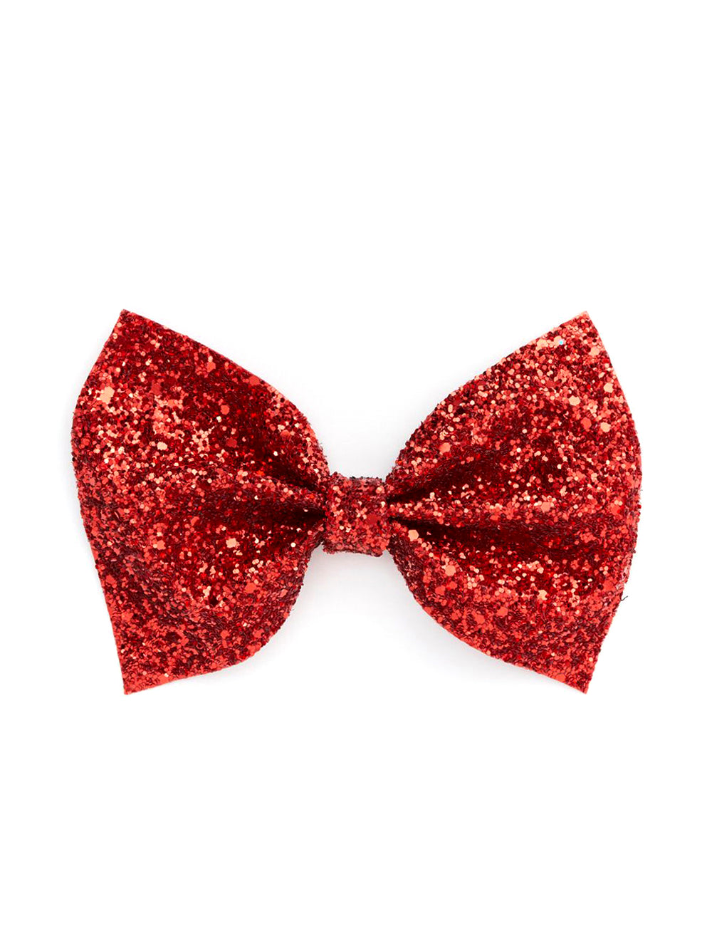 Glitter Bow Tie | Red