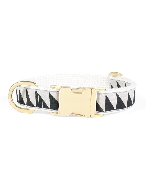 Nice Grill Collar | Cream & Black