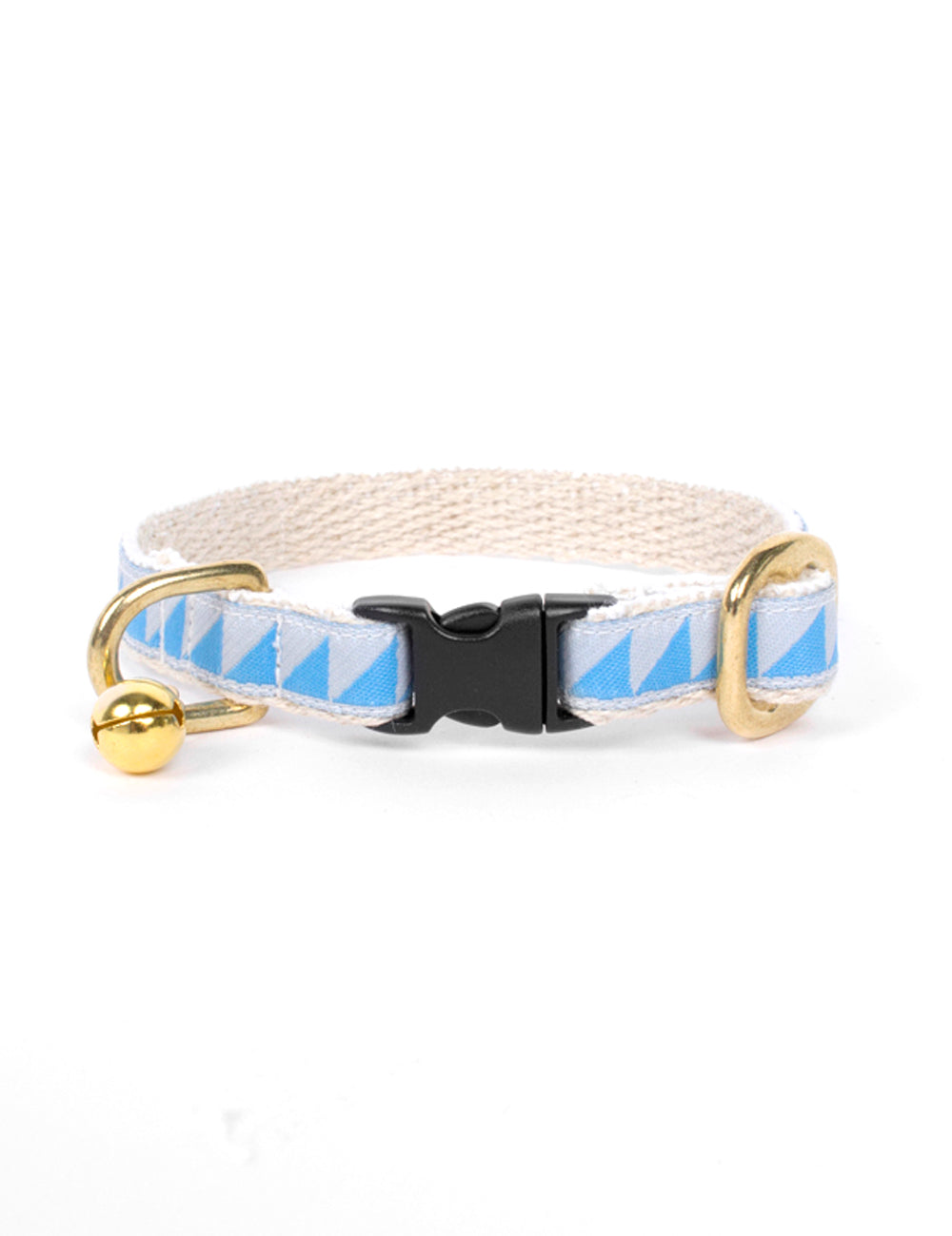 Nice Grill Cat Collar | Sky & Ice Blue