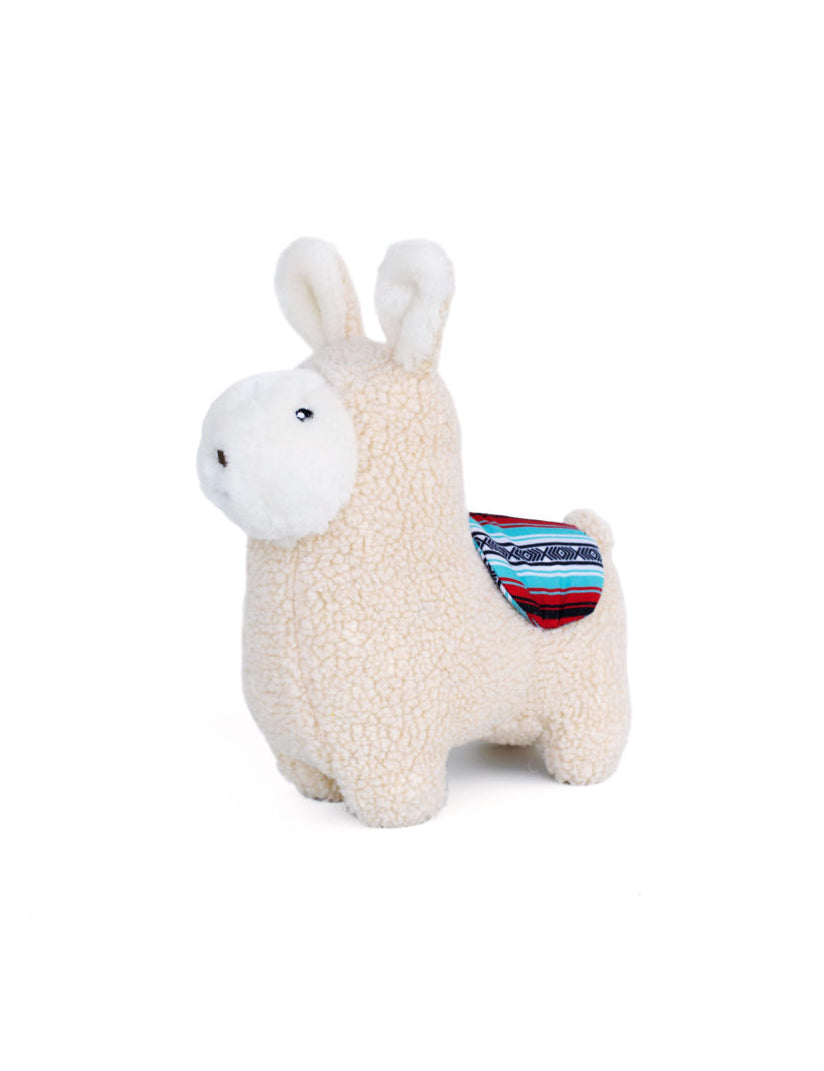 Storybook Snugglerz - Liam the Llama Dog Toy