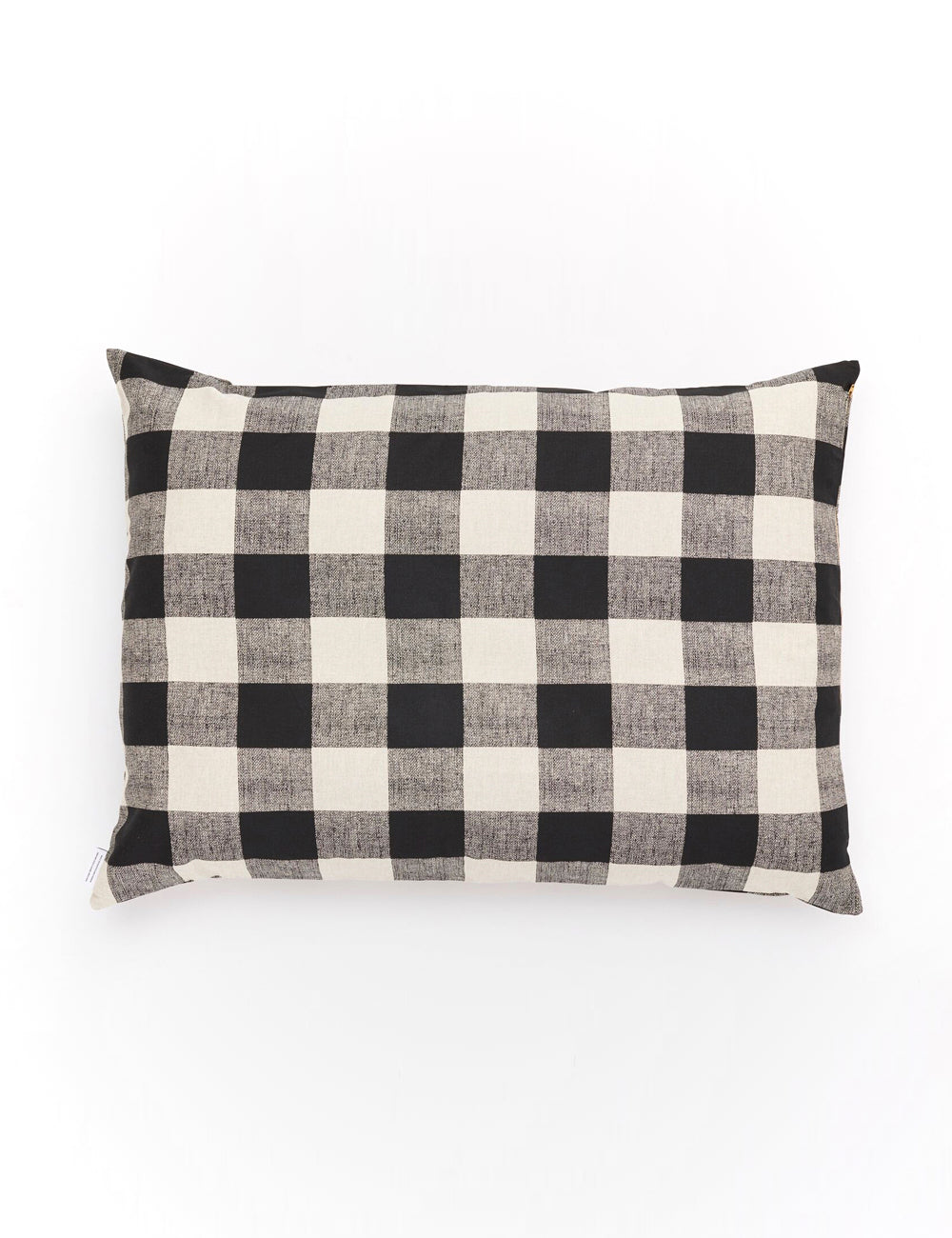 Buffalo Check Plaid Dog Bed