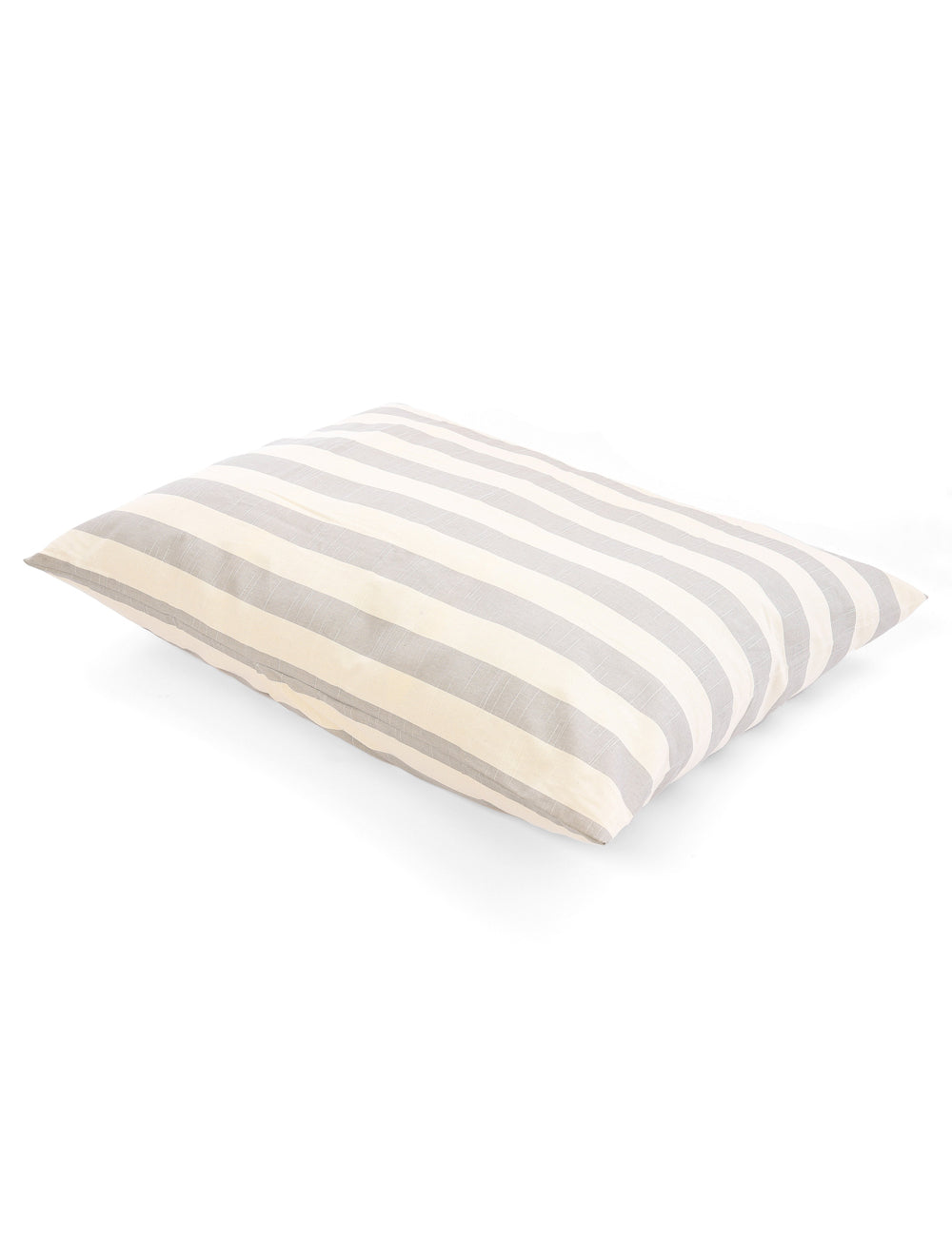 Coastal Stripe Dog Bed