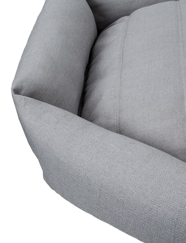 Hex Cushion | Fog