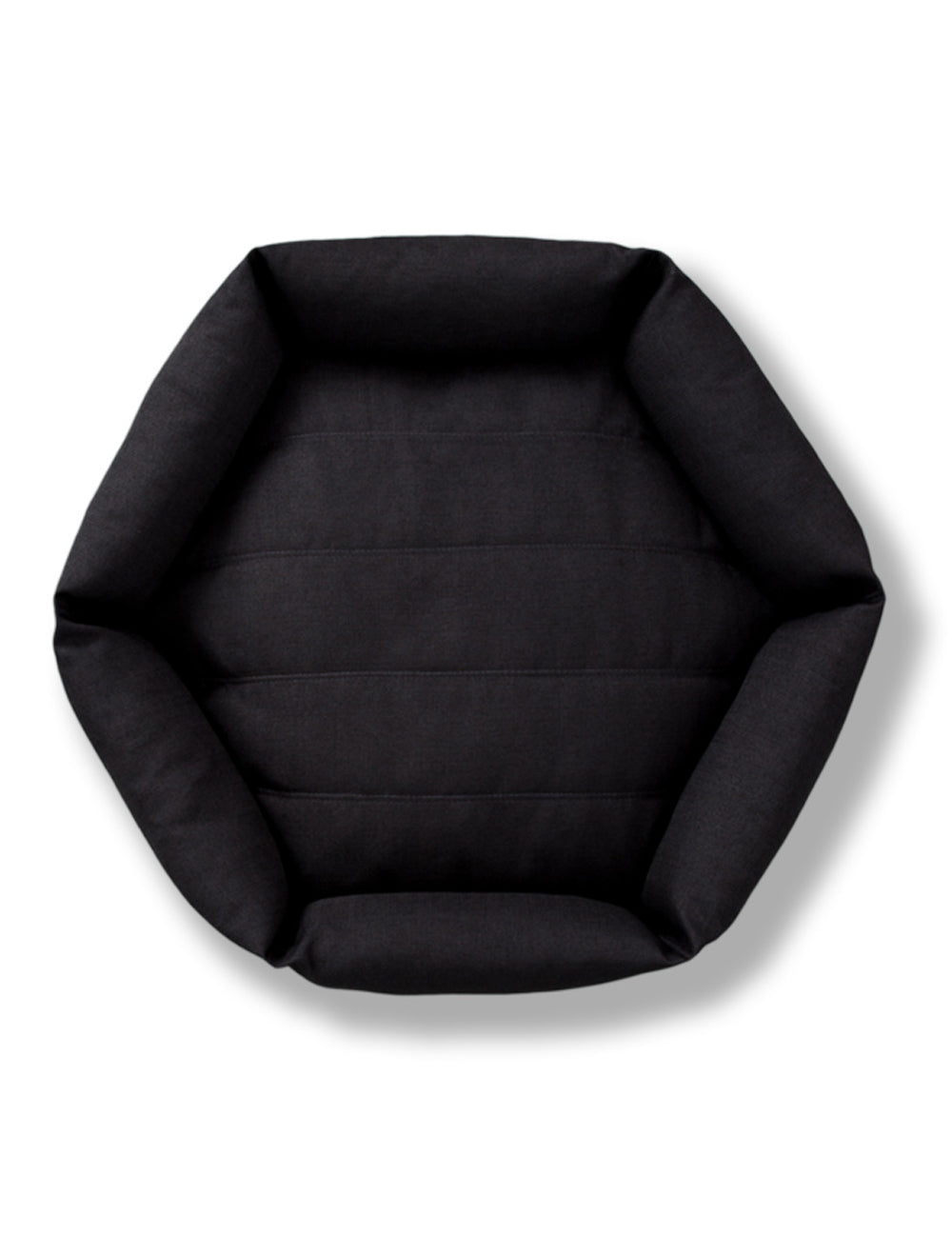 Hex Cushion | Pewter