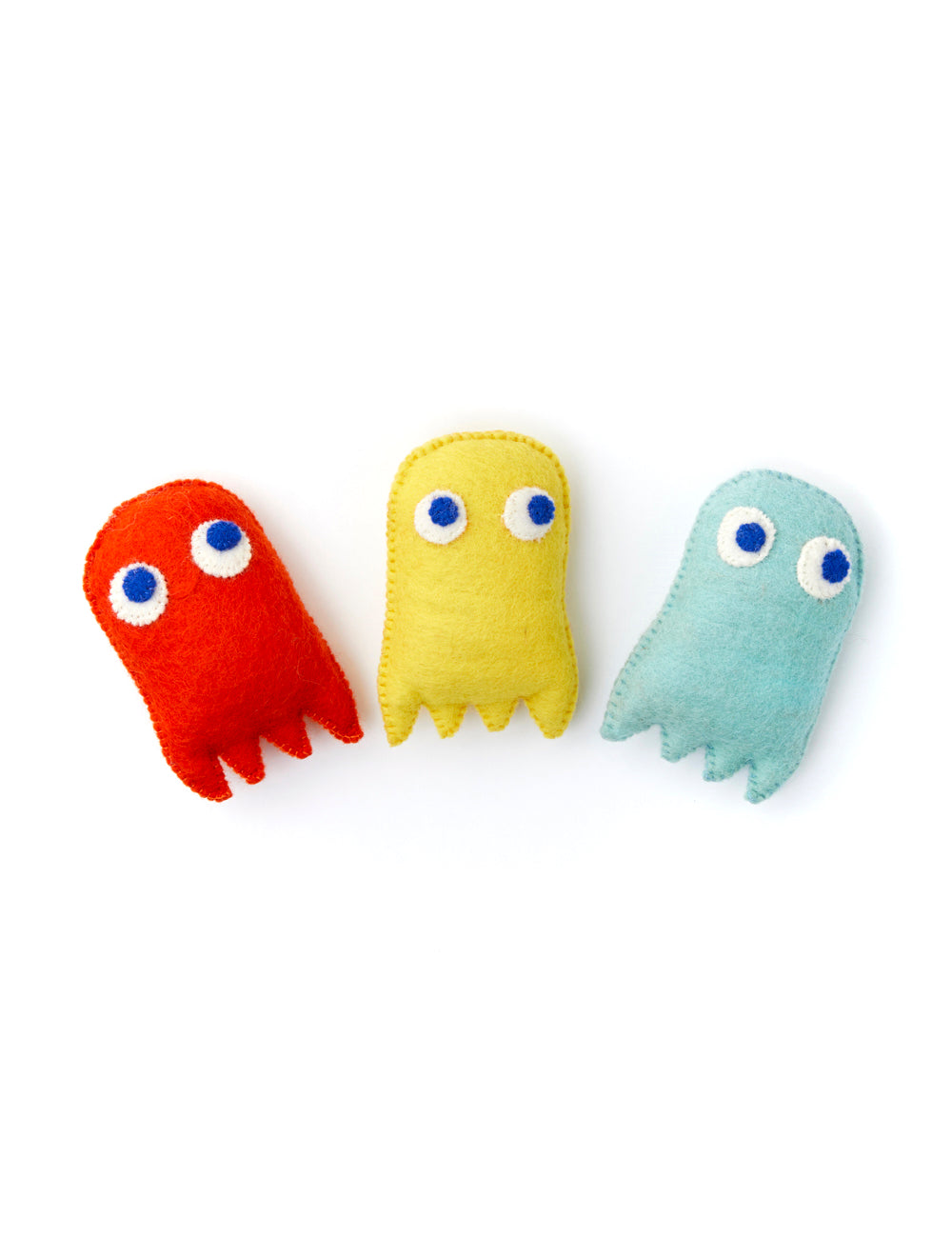Pacman Dog Toy | Blue