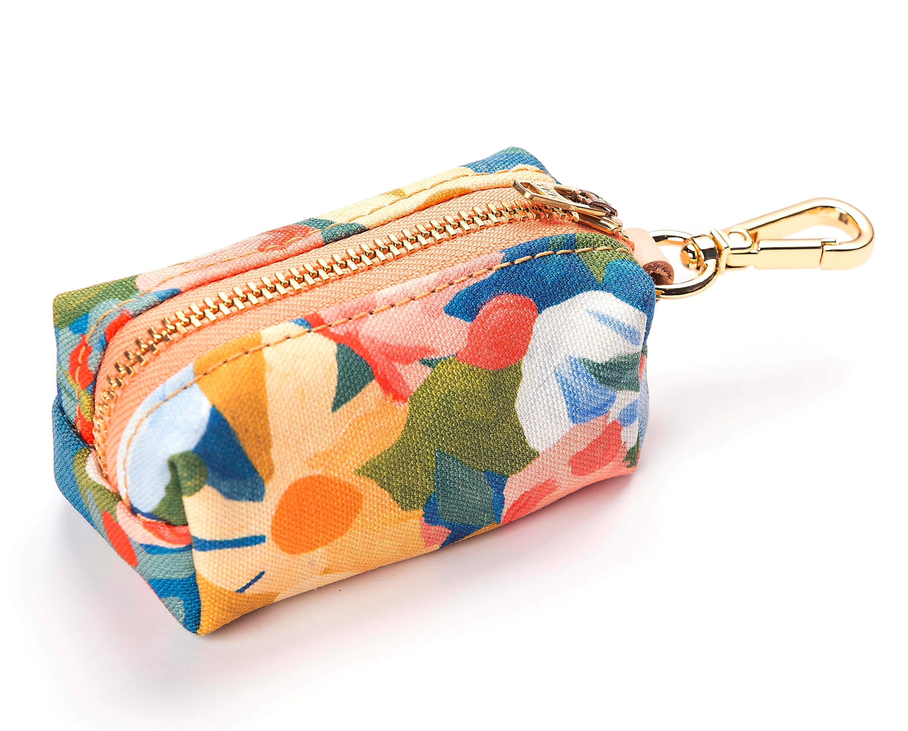 Wildflower Leash Bag
