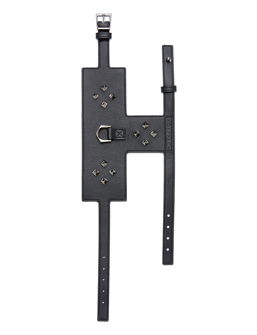 Warrior Leather Harness | Black