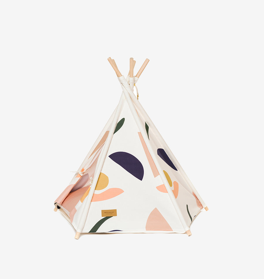 TeePee Tent A. | Pink