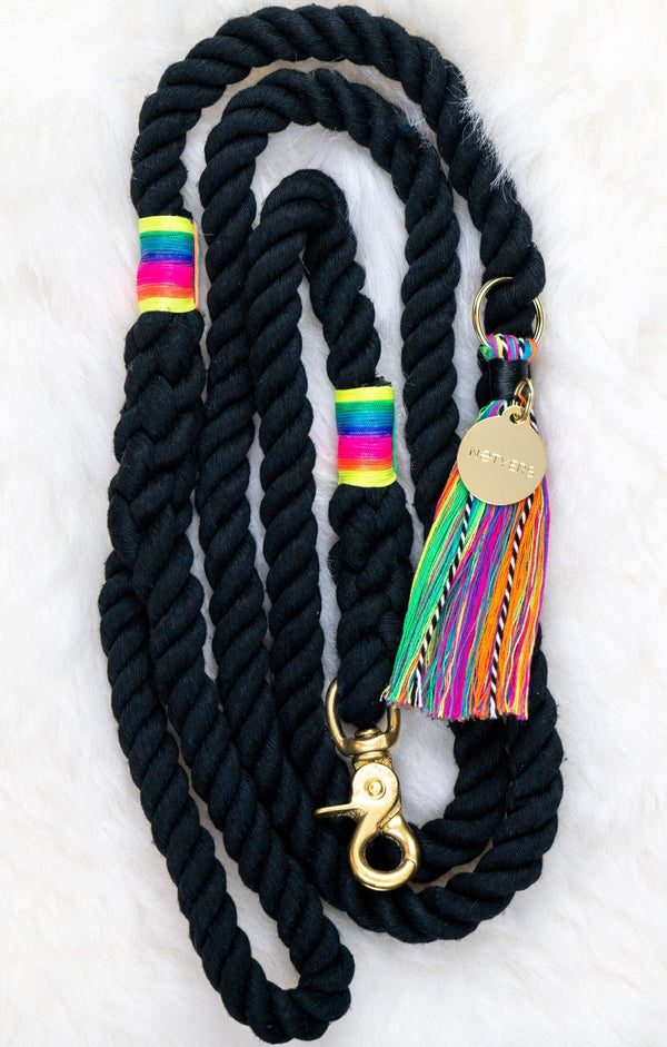 Spectrum Leash | Black