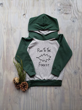 Run to the Forest Hoodie
