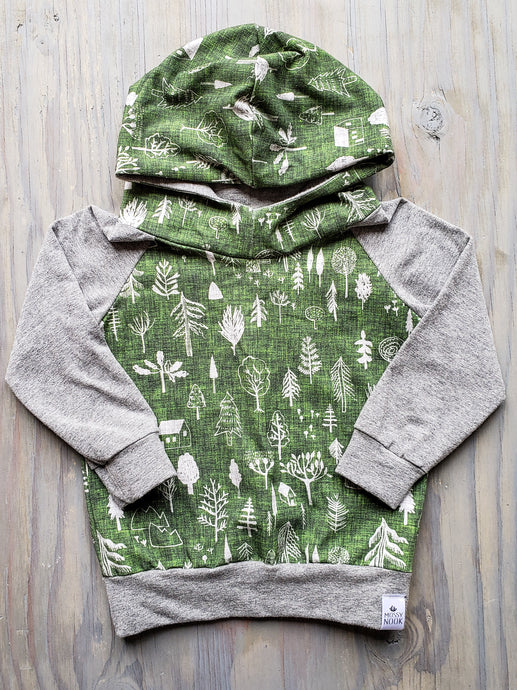 Happy Forest Hoodie