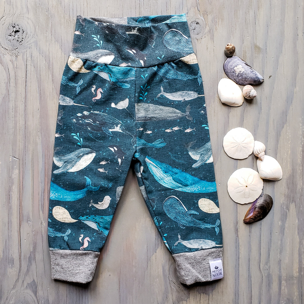 Whale Song Lounge Pants