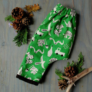 All Things Green Play Pants