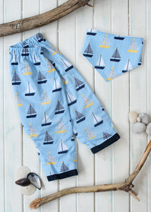 Sailboat Play Pants