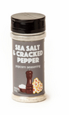 Sea Salt & Cracked Pepper Popcorn Seasoning