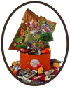 Halloween Trick or Treat Box-Small