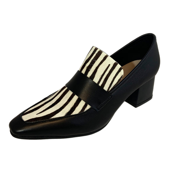 Loafer Jungle Pump by All Black