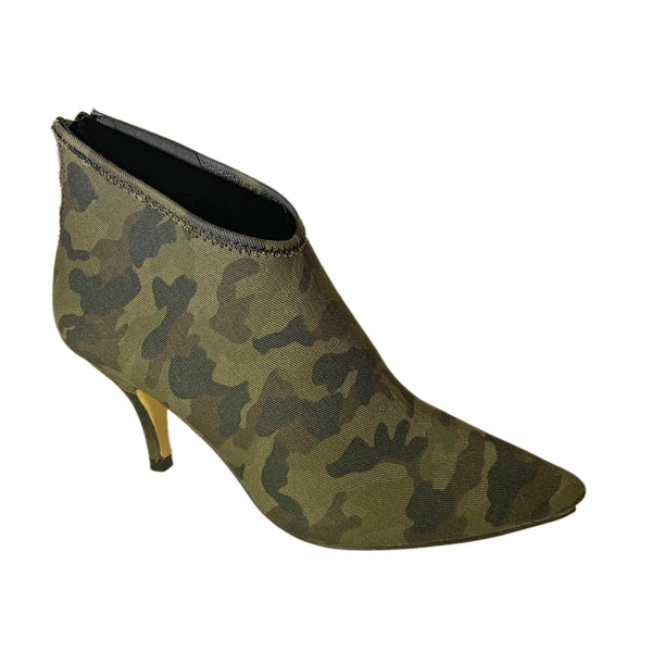 Urban Fab Bootie by All Black