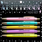 Adulthood Pen Set by Fun Club