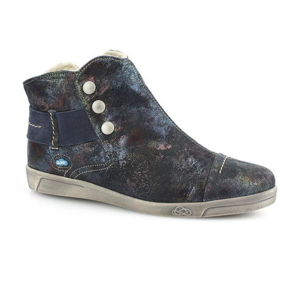 Aline in Cosmic Blue by Cloud Footwear