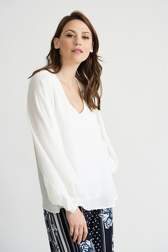 Peasant Sleeve Top