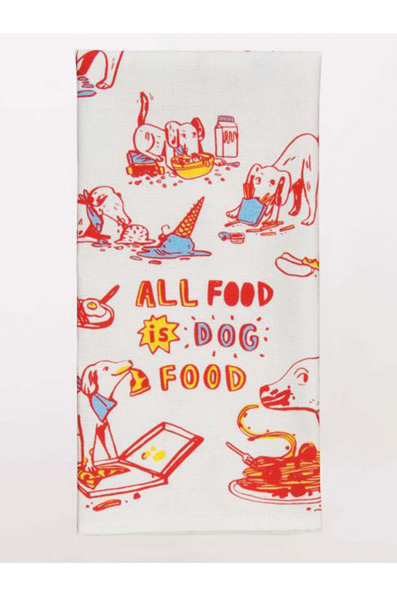 All Food Is Dog Food