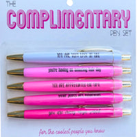 Complimentary Pen Set by Fun Club