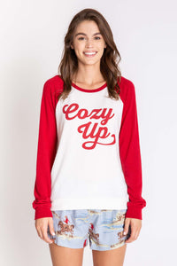 Cozy Up Long Sleeve Top