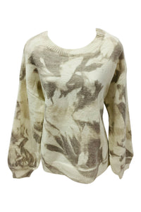 Marble Sweater