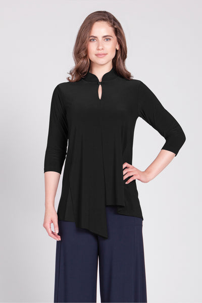 Black Double Over Top by Sympli