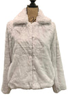 Faux Fur Shearling Jacket 91W159SFF by Dylan