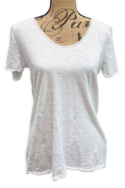 Soft Slub Tee by Dylan
