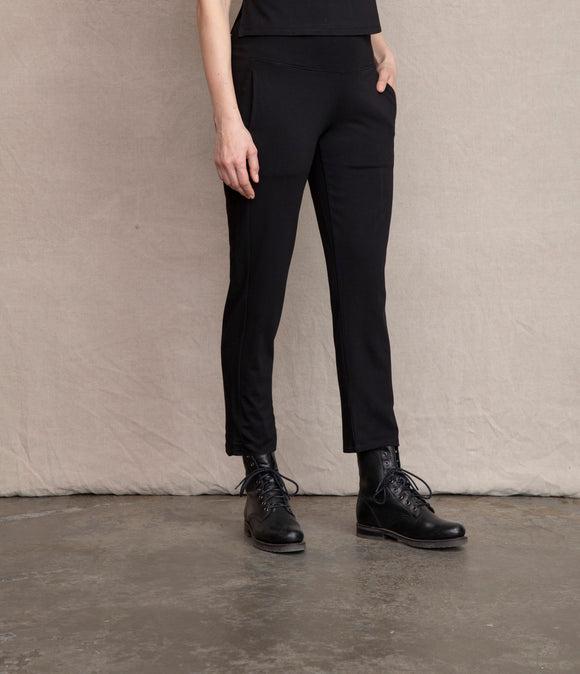 Foundation Knit Straight Pant