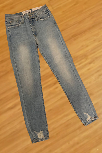 Skinny Jeans BP224J by Just Black Denim
