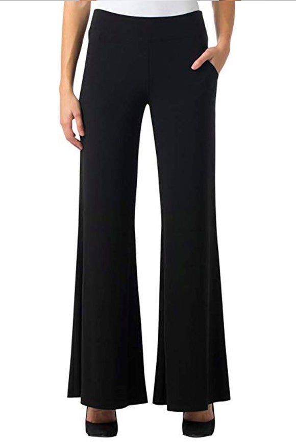 Flowy Wide Leg Pants 161096 by Joseph Ribkoff