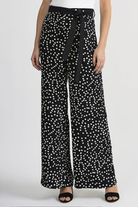 Wide Leg Print Pants 201486 by Joseph Ribkoff