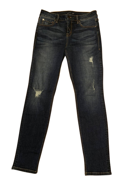 Liza Mid Rise Jeans BC2A64 by Level 99