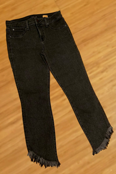 Liza Mid Rise Jeans 2BG2A64FH by Level 99