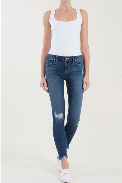 Liza Mid Rise Jeans
