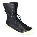 Rider 627.133 Black Mid Calf Boot by Pataugas