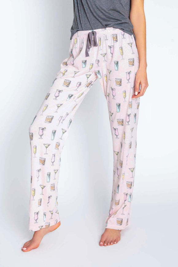 Cocktails Playful Print Pant